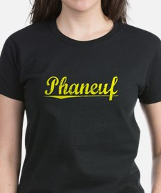 Phaneuf, Yellow Tee