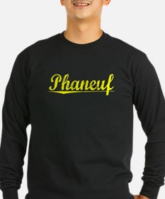 Phaneuf, Yellow T