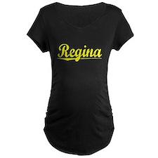 Regina, Yellow T-Shirt
