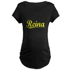 Reina, Yellow T-Shirt