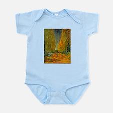 Van Gogh Alyscamps Infant Bodysuit