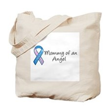 Mommy of an Angel Tote Bag