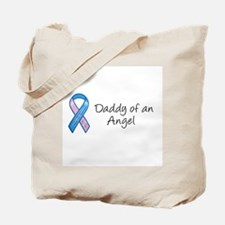 Daddy of an Angel Tote Bag