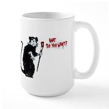 Banksy Rat Mug