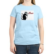 Banksy Rat T-Shirt