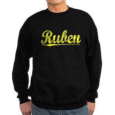 Ruben, Yellow Sweatshirt