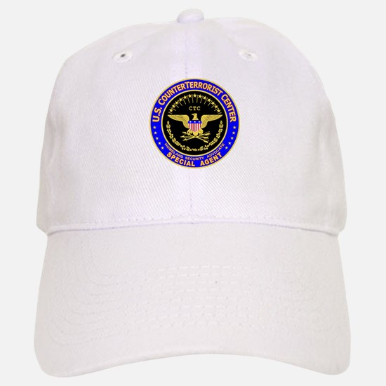 CTC - CounterTerrorist Center Baseball Baseball Cap
