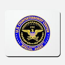 CTC - CounterTerrorist Center Mousepad