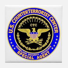 CTC - CounterTerrorist Center Tile Coaster