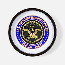 CTC - CounterTerrorist Center Wall Clock