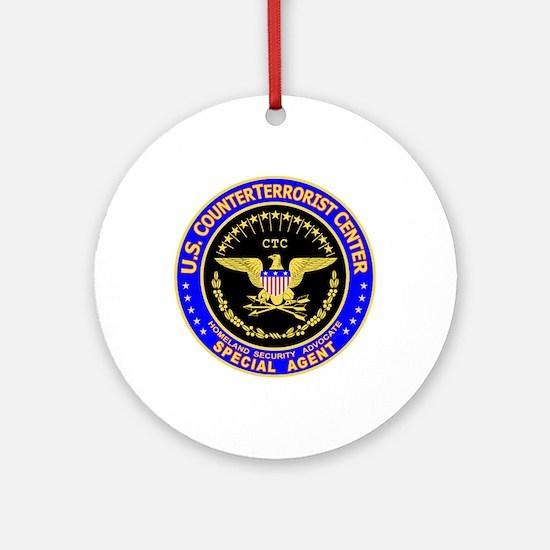 CTC - CounterTerrorist Center Ornament (Round)