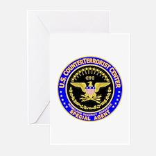 CTC - CounterTerrorist Center Greeting Cards (Pack