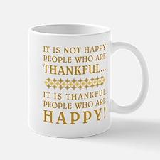 THANKFUL PEOPLE Mug