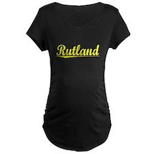 Rutland, Yellow T-Shirt