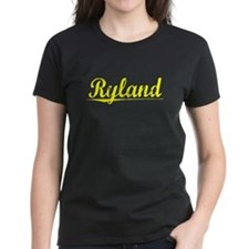 Ryland, Yellow Tee