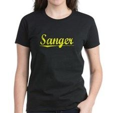 Sanger, Yellow Tee