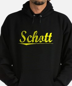Schott, Yellow Hoody