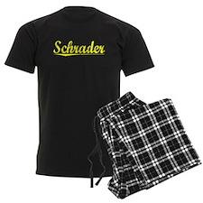 Schrader, Yellow Pajamas