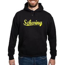 Schwing, Yellow Hoodie