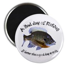 Fish or work Magnet