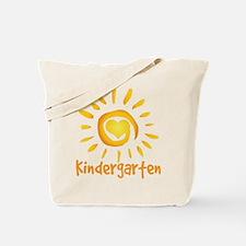 Kindergarten School Sun Tote Bag
