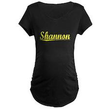 Shannon, Yellow T-Shirt