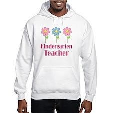 Kindergarten Teacher Daisy Jumper Hoody