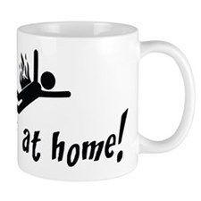 I tried it at home Mug