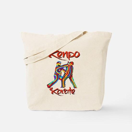 Kenpo Karate Tote Bag