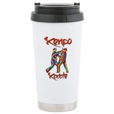Kenpo Karate Travel Mug
