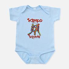Kenpo Karate Infant Bodysuit
