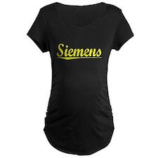 Siemens, Yellow T-Shirt
