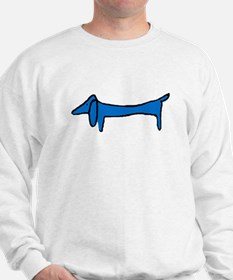 Famous Blue Dog Sweatshirt