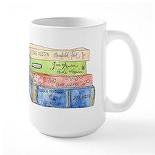 janeaustenbooks Mugs