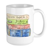 Jane austen Coffee Mugs