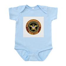 Counter Terrorist CTC Infant Creeper
