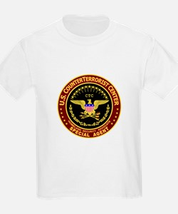Counter Terrorist CTC Kids T-Shirt