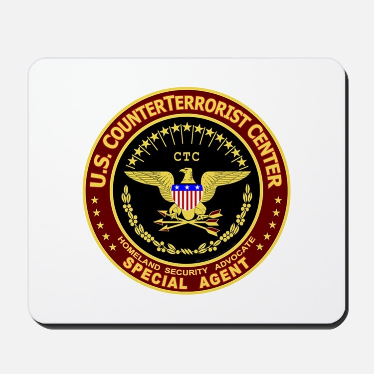 Counter Terrorist CTC Mousepad