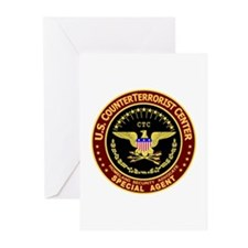 Counter Terrorist CTC Greeting Cards (Pk of 10