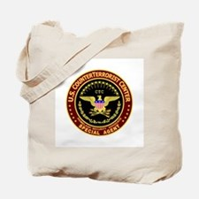 Counter Terrorist CTC Tote Bag