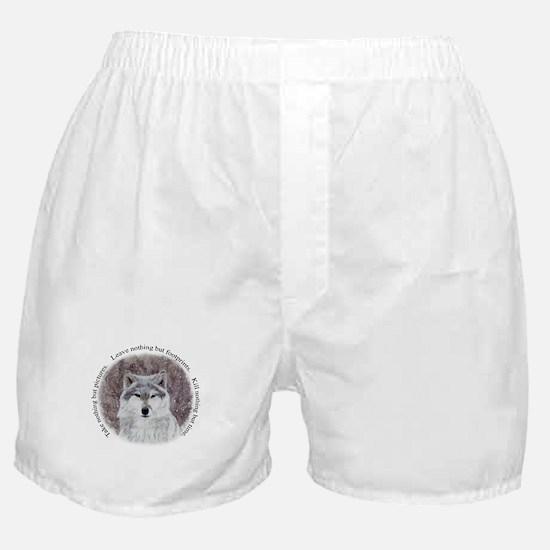 Timeless Wisdom: Boxer Shorts