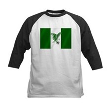 Nigerian Football Flag Tee