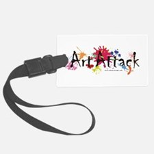 Art Attack Artist Luggage Tag