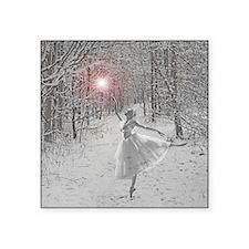 """The Snow Queen Square Sticker 3"""" x 3"""""""