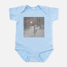 The Snow Queen Infant Bodysuit