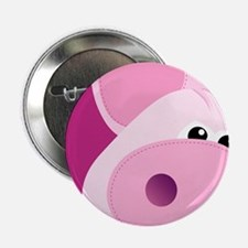 "Happy Piggy 2.25"" Button"