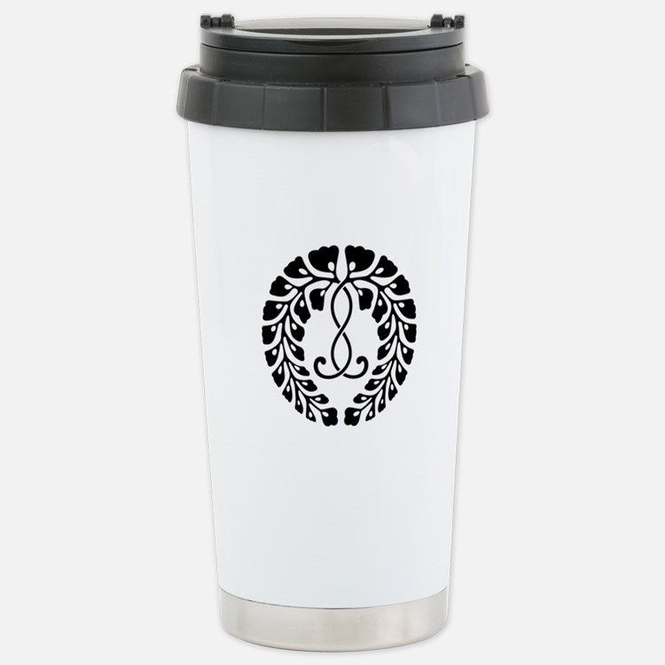 Kujo wisteria Stainless Steel Travel Mug