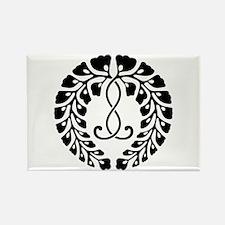 Kujo wisteria Rectangle Magnet