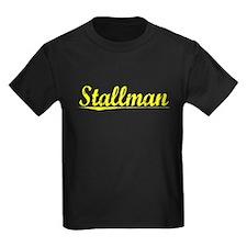 Stallman, Yellow T