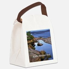 acadia1.jpg Canvas Lunch Bag